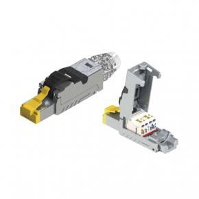 Full Shielded Field Termination Plug (ECFFP-XX)